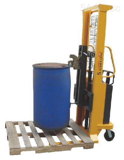 电动油桶堆高车dt500 电动油桶搬运车