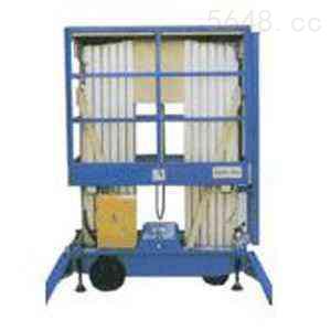 供应安达双立柱铝合金升降机