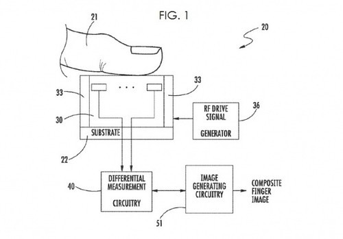苹果在欧获指纹识别传感器专利 该技术蕴藏大潜能