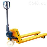 供應如意西林BFH高放手動液壓托盤搬運叉車