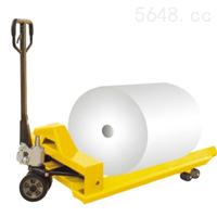 供應如意西林BFJ圓桶手動液壓托盤搬運叉車