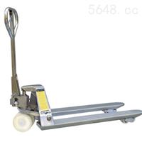 供應如意西林BFS不銹鋼手動液壓托盤搬運叉車