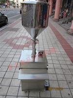 立式膏体灌装机 自动灌装机  膏体灌装机 小型灌装机 气动灌装机