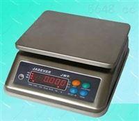 蚌埠供应6kg防水电子桌秤10kg打印防水秤酒店用不锈钢磅秤